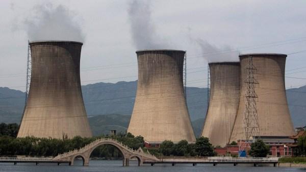 Centrales eléctricas en China