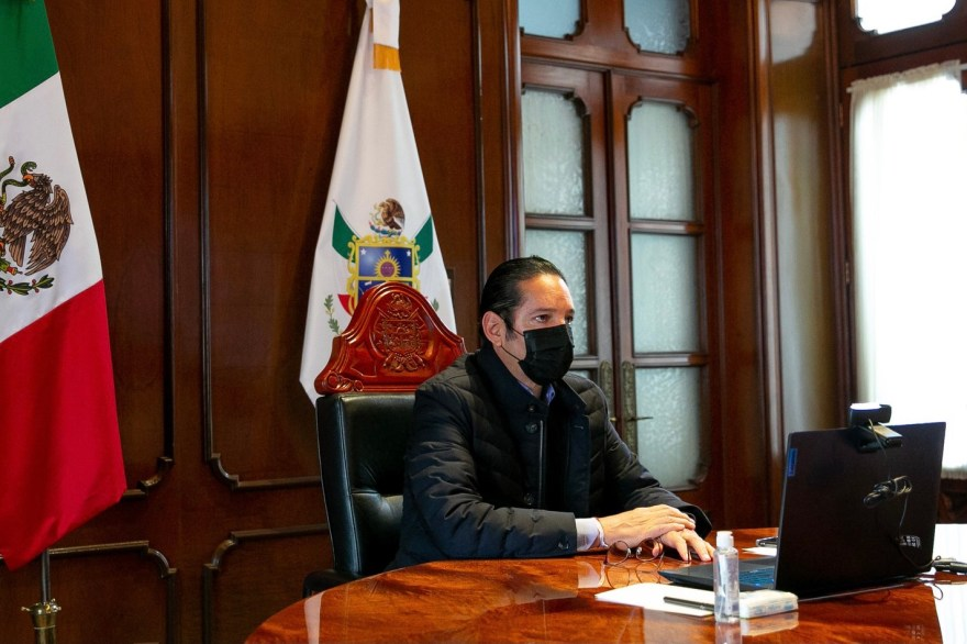 Francisco Domínguez, gobernador de Querétaro