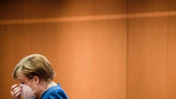 Angela Merkel Facebook
