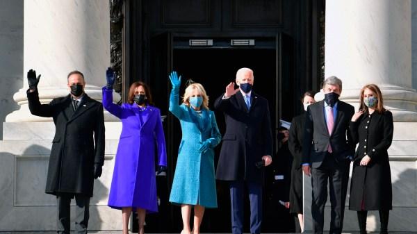 inauguración presidencial Estados Unidos Joe Biden