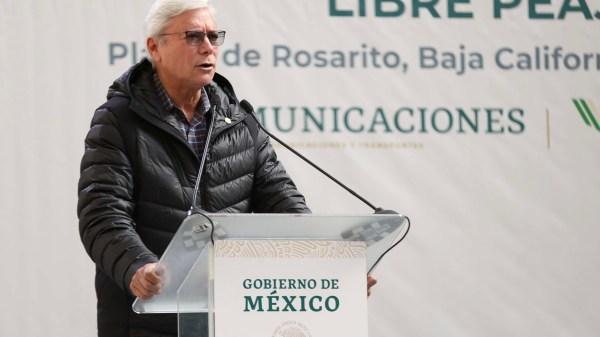 Jaime Bonilla, Gobernador de Baja California