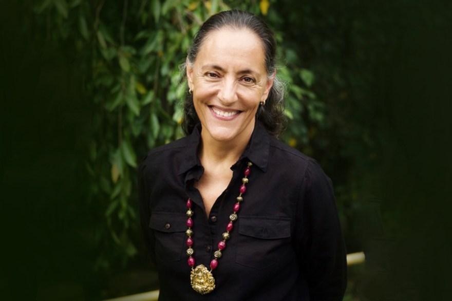 Melba Pria, embajadora de México en Japón