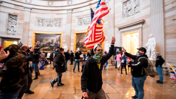 Protestas capitolio Estados Unidos