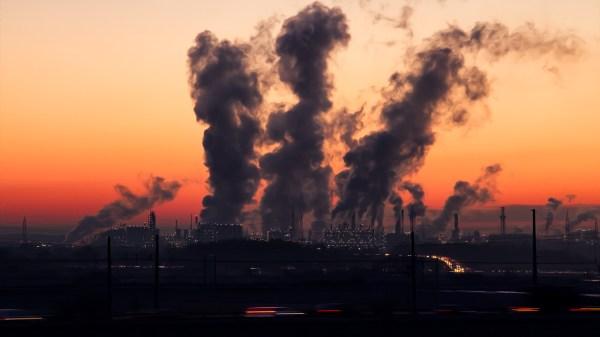 polución