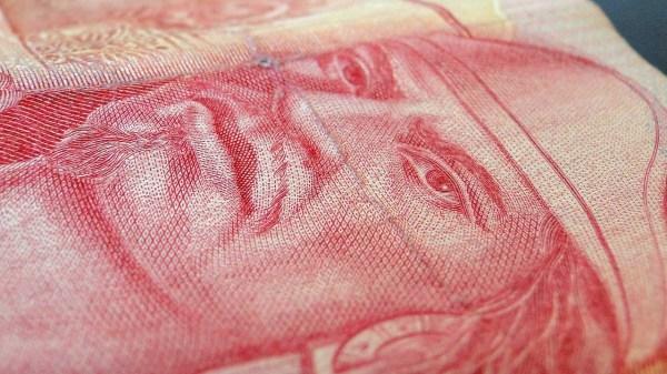 economía, billetes, peso