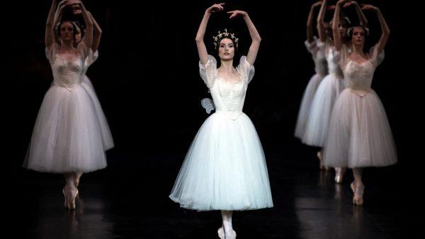 Bailarina de la Opera de Paris
