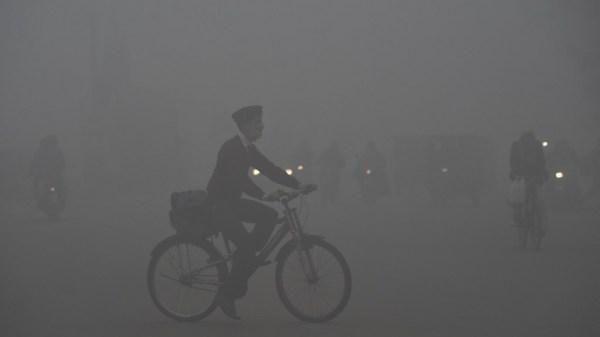 PAKISTAN clima cambio climatico contaminación