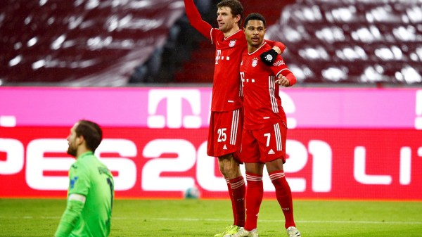 Bayern Munich Tigres