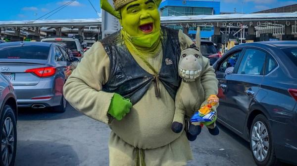 Shrek de Tijuana