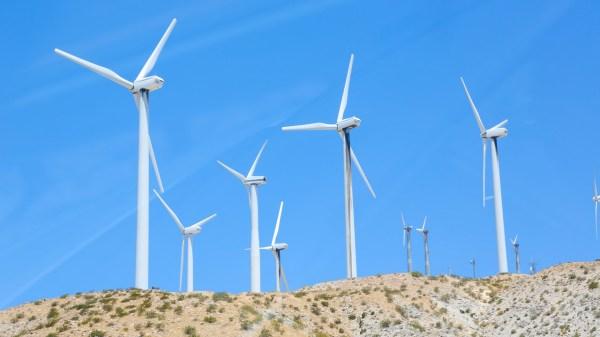 energias limpias, energia renovable, energia eolica, campo eolico