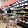 super supermercado cosumo, bebidas alcoholicas