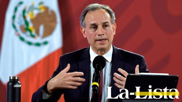 Hugo López-Gatell vacuna patria