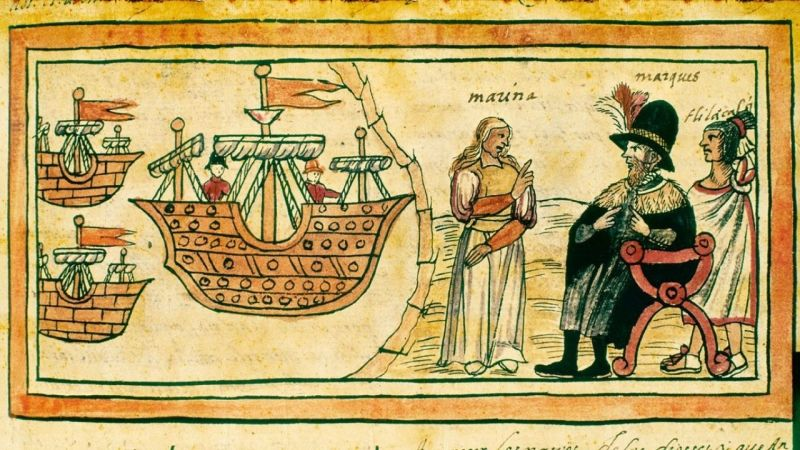 500 años de la conquista de México