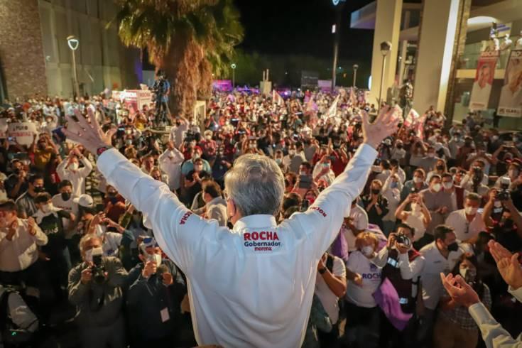 elecciones 2021, campañas electorales morena 2021 sinaloa