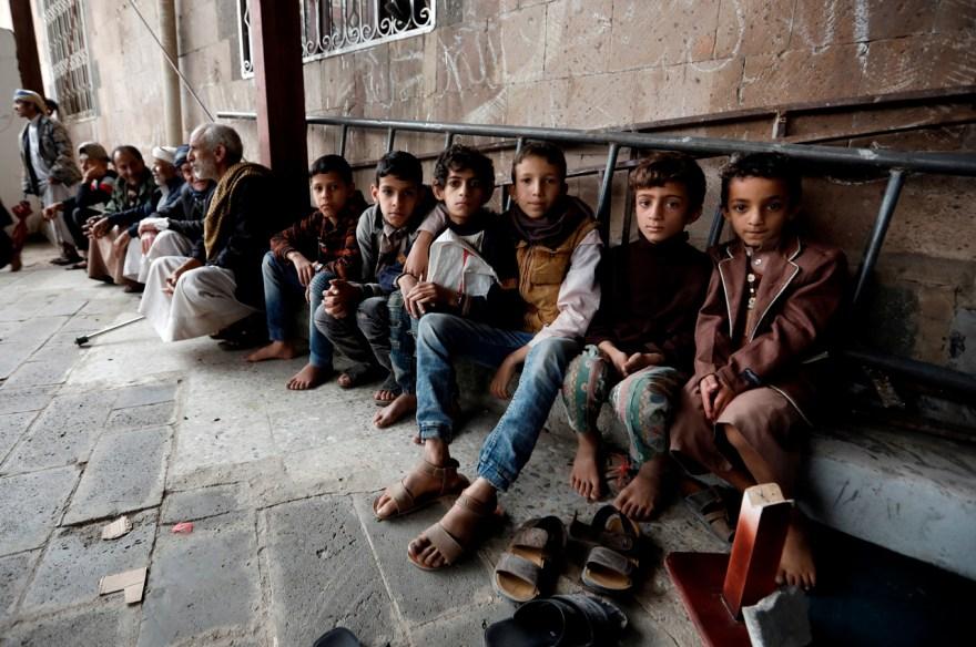 yemen crisis conflicto onu