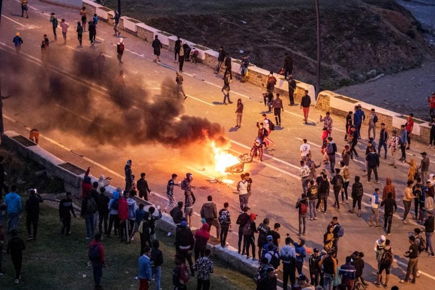 marruecos migrantes españa