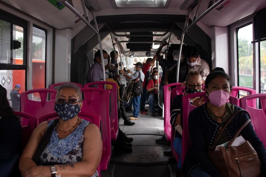 metrobús cdmx metro tláhuac