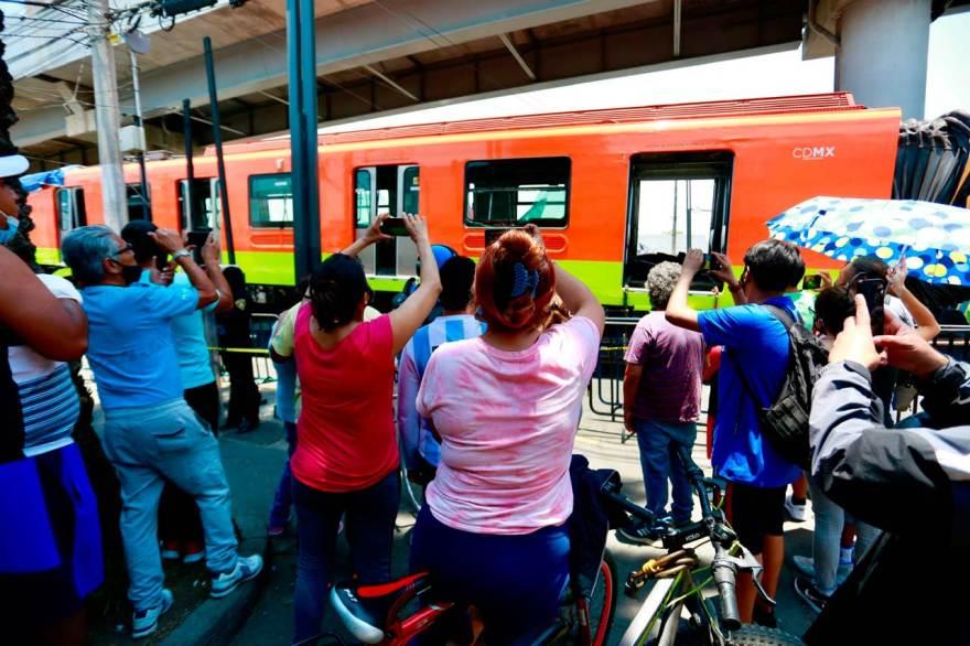 metro COLAPSO LINEA 12 LINEA DORADA DEL METRO