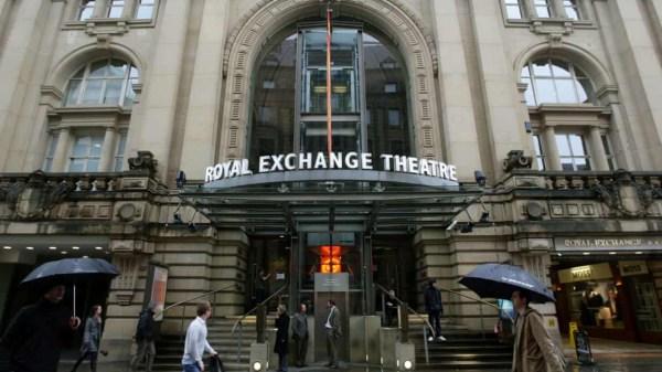 teatro The Royal Exchange en Manchester