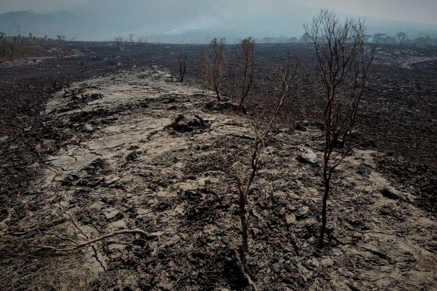 drcongo volcán erupción crisis