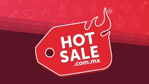 Logotipo del hot sale 2021