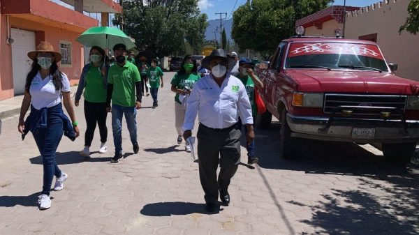 Porfirio Lima Puebla candidato secuestrado