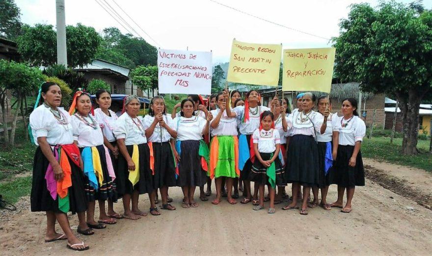 Las afectadas por las esterilizaciones forzadas de Perú temen que la próxima presidenta del Perú sea la hija de su presunto victimario.