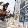 Foto de marcha por la paz en mexico