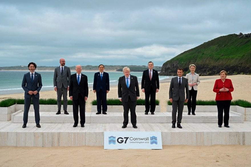 g7 economía potencias mundiales