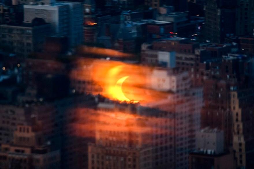 eclipse solar estados unidos