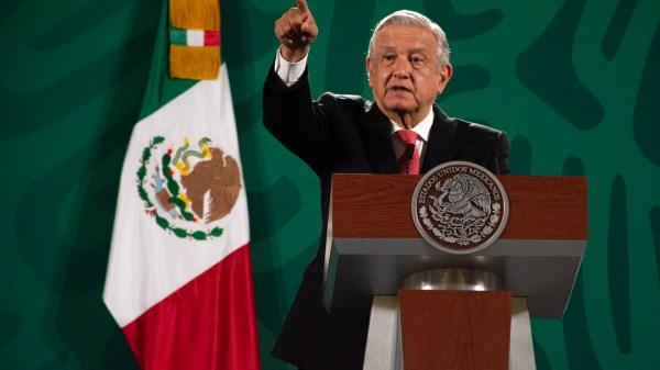 AMLO presidente mañanera Andres Manuel Lopez Obrador 4t conferencia