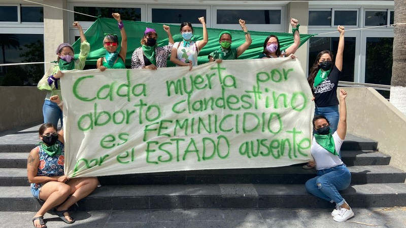 Aborto: comparación entre las Cortes de México y EU