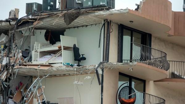 derrumbe miami edificio
