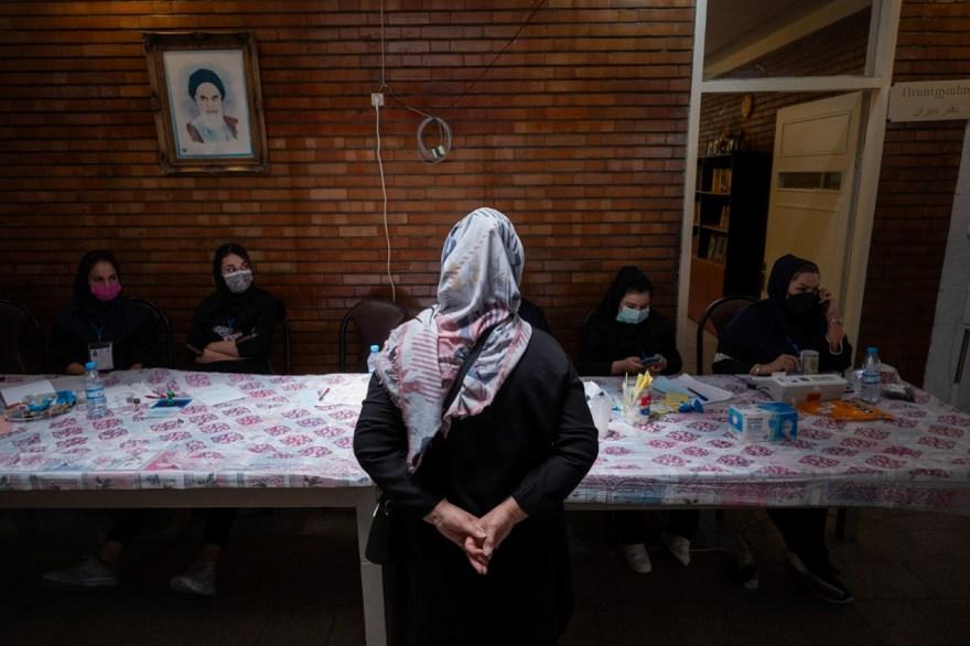 iran votaciones voto