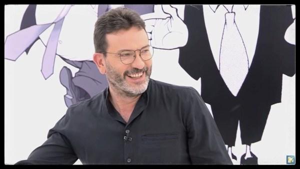 El monero Antonio Helguera