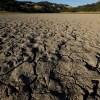 Foto de sequía para ilustrar la ola de calor en Canadá histórica