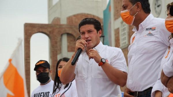 Samuel García ganó la gubernatura de Nuevo León