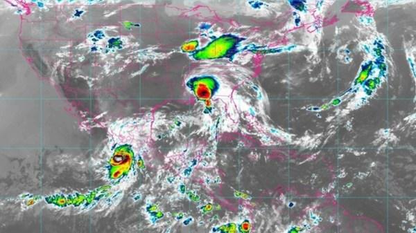 Tormenta Tropical Dolores