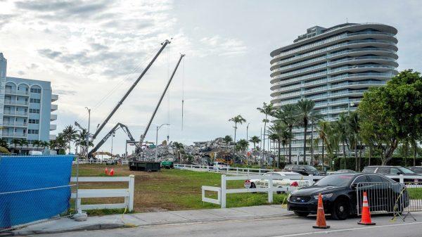 Miami edificio derrumbe muertos