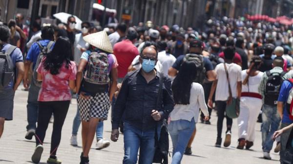 covid pandemia mexico cdmx tercer ola