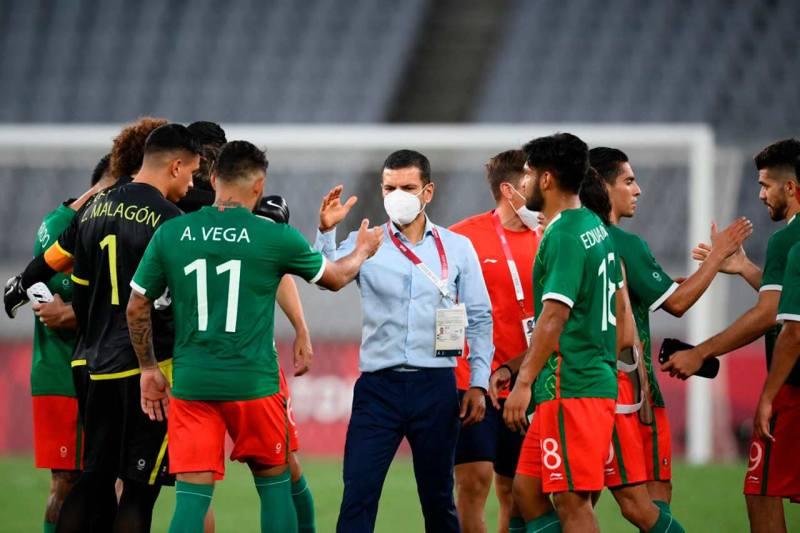 Jaime Lozano, entrenador tricolor