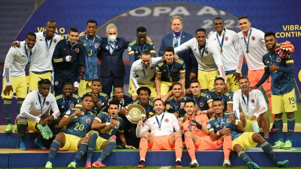Colombia en la Copa América