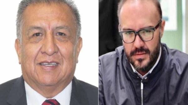 Diputados Toledo y Huerta