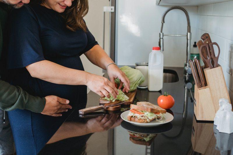 Comer sano durante el embarazo