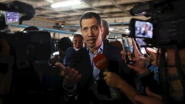 Foto de Juan Guaidó