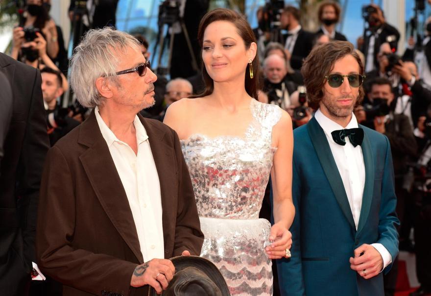 Leos Carax, en Cannes