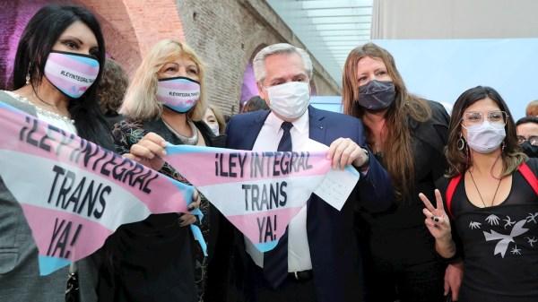 Ley LGBT Argentina