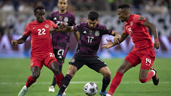 México vs Canadá en la Copa Oro 2021