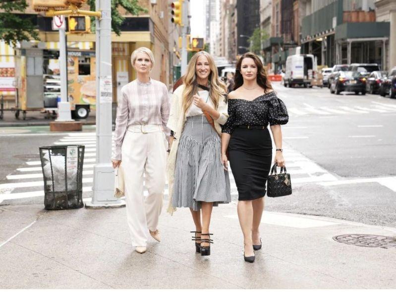 Lanzan primera imagen de 'Sex and the City' sin Kim Cattrall
