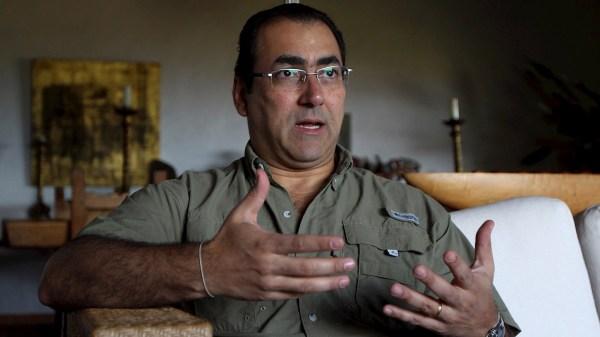 Sergio Díaz Granados nuevo presidente del banco de desarrollo caf